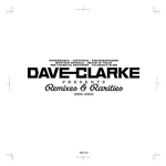 Dave Clarke / Remixes & Rarities 1992-2005