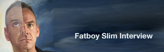 Fatboy Slim Interview