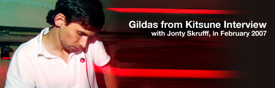 Gildas Interview