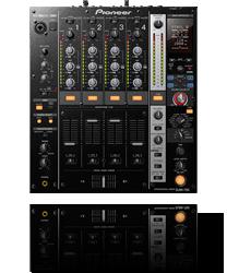 DJM-750-K /-S
